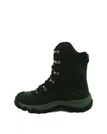 Śniegowce buty skórzane męskie LOS7573